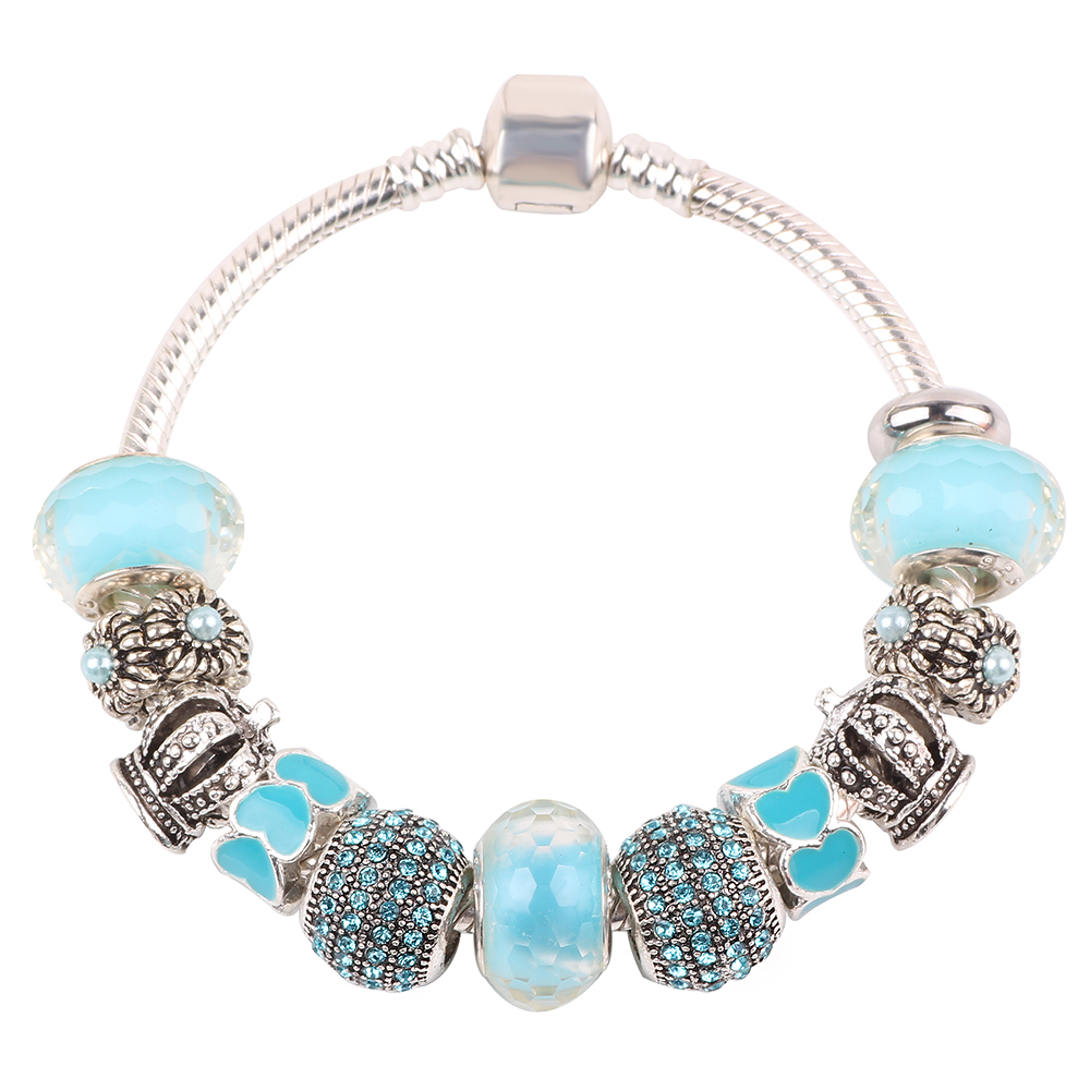 fe678531b Buy royal crown bracelets and get free shipping on AliExpress.com