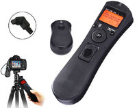 Jintu Wireless Remote Control Timer Remote Control Shutter Release C3 for Canon EOS 5DIV 5DIII 5DII 5D 6D 7D 6DII 7DII Camera