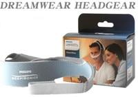 Headgear for Dreamwear Under the Nose Nasal Mask Head gear for Dreamwear Nasal Mask