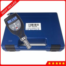 Wholesale prices Shore Hardness Tester HT-6510C LCD Display Plastics Middle Hard Rubber Materials Measurement Shore Durometer Meter