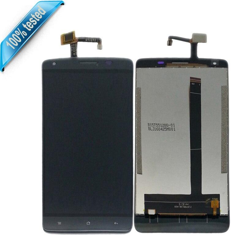 Pour Oukitel K6000 Pro LCD Affichage Écran Tactile Mobile Téléphone Pièces Pour Oukitel k6000 Pro Écran LCD
