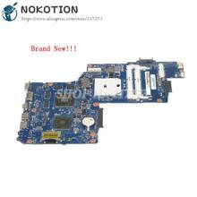 NOKOTION NOVO H000052430 PRINCIPAL BOARD Para Toshiba C855D C850D Satélite L850D L855D PC Motherboard fs1 Sokcet HD7600M gráficos