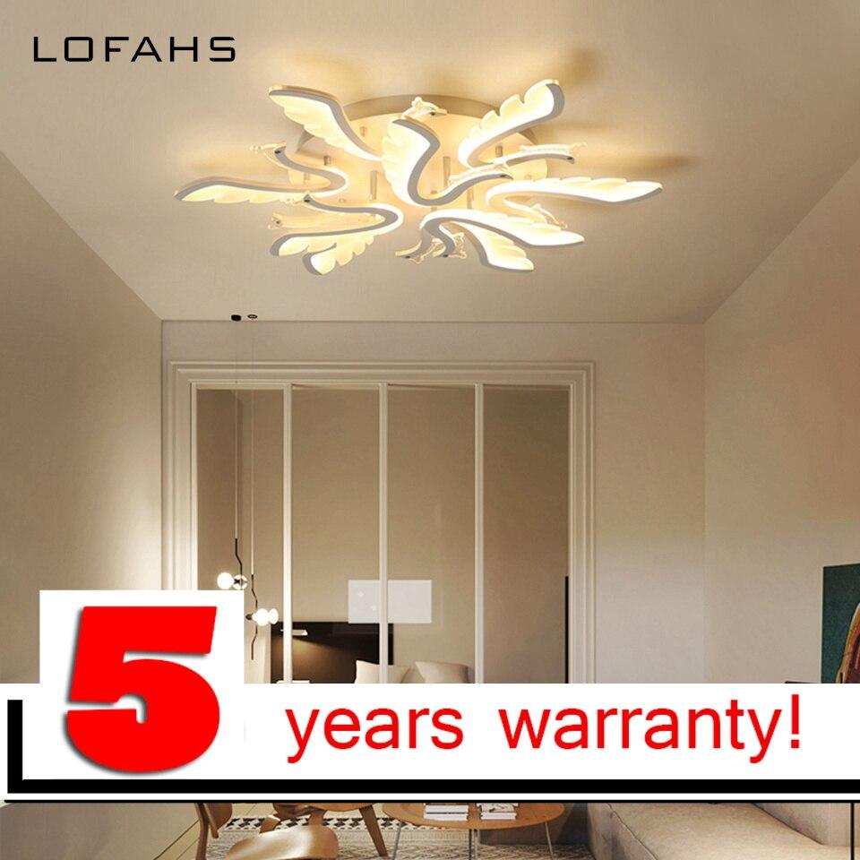 Elegant LOFAHS Moderne Led Kronleuchter Beleuchtung Leuchte Remote Decke Kronleuchter  Lampe Für Esszimmer Wohnzimmer Schlafzimmer Küche Salon Kind