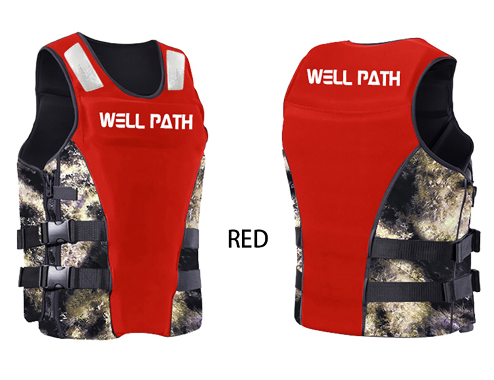 Well-Path-Life-Vest-Life-Jacket-Three-Colors