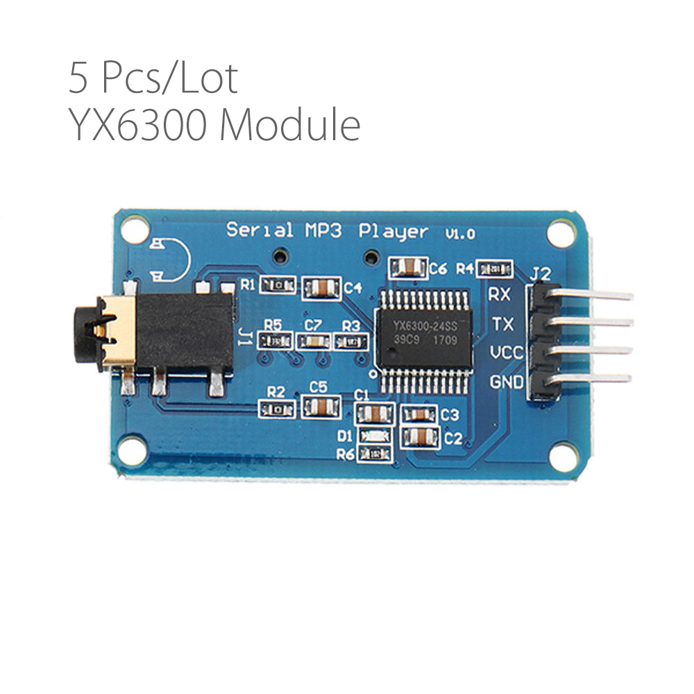 ᗚ Online Wholesale arduino mp3 control and get free shipping - 6a5dc8hl