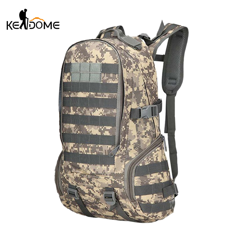 3P Tactical Military Assault Molle Sports Bags Mountaineering Trekking Camouflag