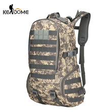 3P Tactical Military Assault Molle Sports Bags Mountaineering Trekking Camouflage Backpack Hunting Camping Survival Bag XA369WD