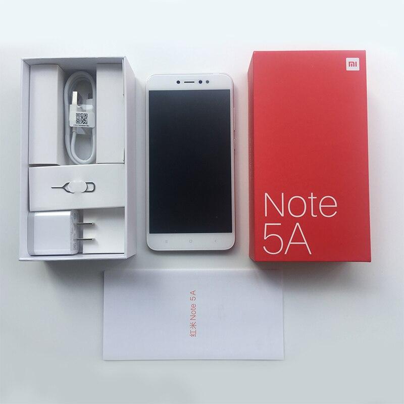 Original Xiaomi Redmi Note 5A Pro 3GB RAM 32GB ROM Cellphone
