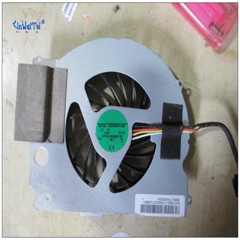 Ventilador de refrigeración para HP touchsmart 610-1188cn 9300 EF75150V1-C000-S9A DC5V 0.50A ADDA AD9405HX-LBB WJ12