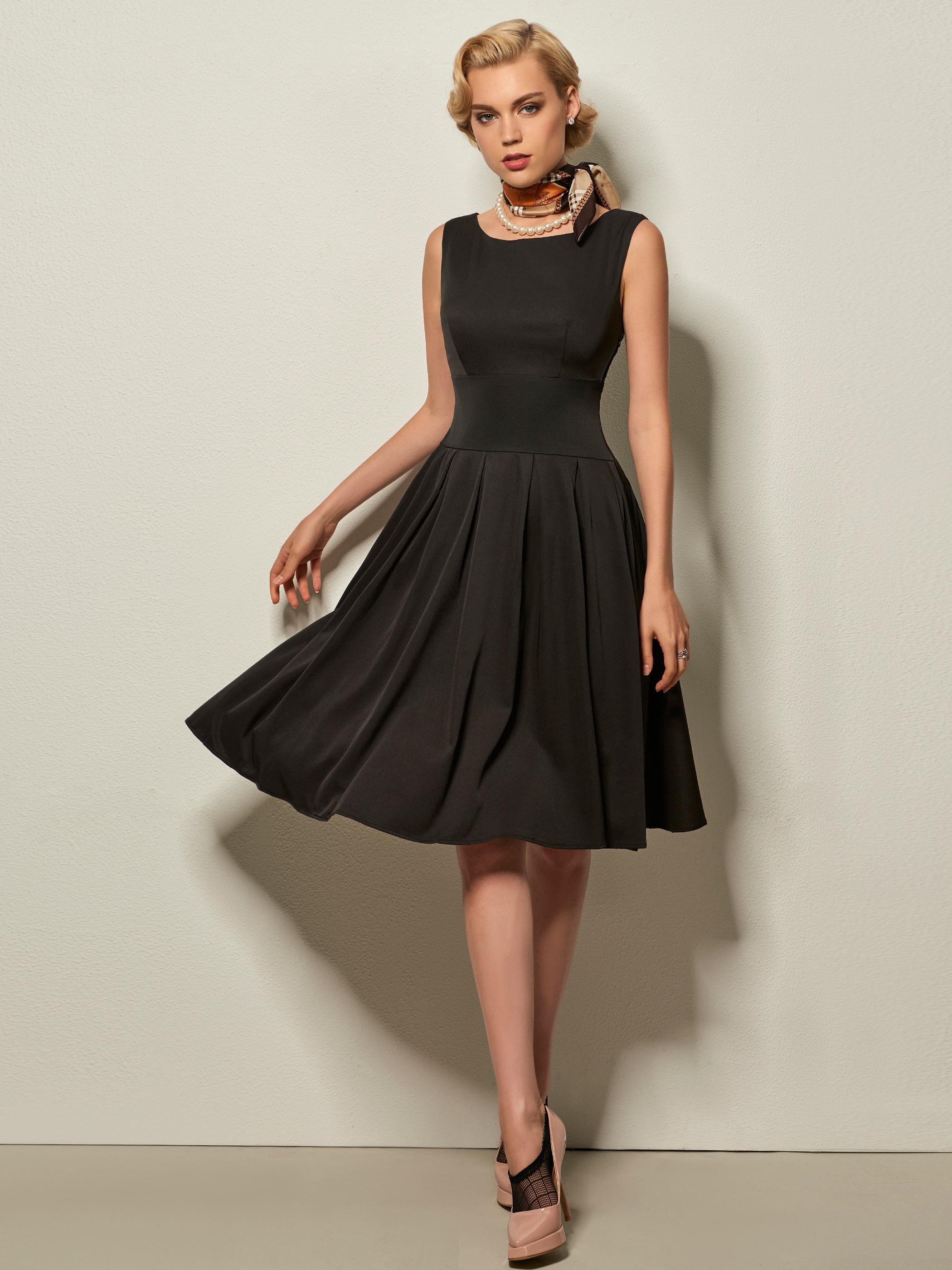 Aline Work Dresses