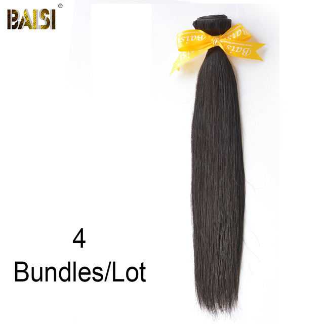 Peruvian Virgin hair extension , natural straight , 4pcs/lot free shipping ,Factory Outlet Price ,top grade