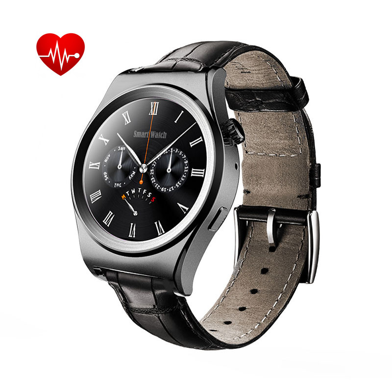New Smart watch with Altitude Meter Heart Rate Tracker Wearable Devices X10 Bluetooth call font b