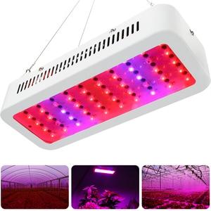 Image 3 - Светодиодный светильник полного спектра для выращивания растений, 20 Вт ~ 1600 Вт