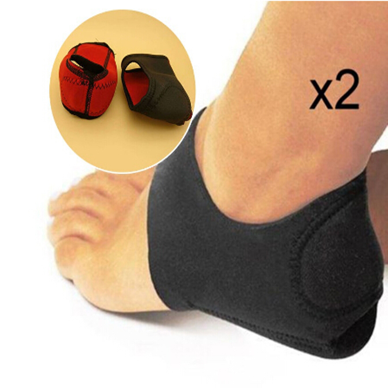 1 Pair High Quality Plantar Fasciitis Treatment Lap Kit Foot Massage Ball Hot Sale Arch Support Silicone Heel Sleeve