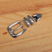 DIY Johnleather Craft Hardware 1''(25mm) SRTP Classic Belt Buckle Set # 903573S-25