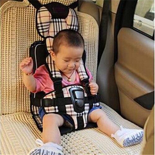 2015 Хорошее Качество Детское Автокресло Утолщение Губка 0-18 кг Детские Автокресла Портативный и Удобный Сиденье Безопасности осада Авто Enfant