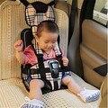 2015 Buena Calidad Asiento de Coche de Niño Engrosamiento Esponja 0-18 kg Niños Asientos De Coche Asiento de Seguridad Portátil y Cómodo asedio Auto Enfant