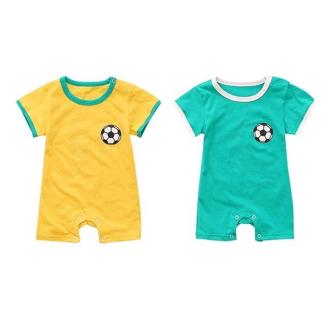 d911e0615 Aliexpress.com   Buy 2018 Summer Newborn Infant Baby Boys Girls ...