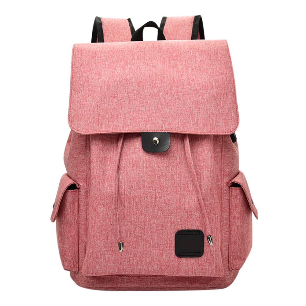 Unisex Laptop Backpack External USB Charge Travel Computer Backpacks Student School Bags for Teenage Girls
