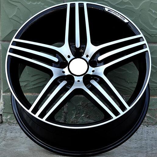 Amg Wheels 18 >> 17 18 19 Inch 5x112 Car Aluminum Alloy Rims Fit For Mercedes Benz