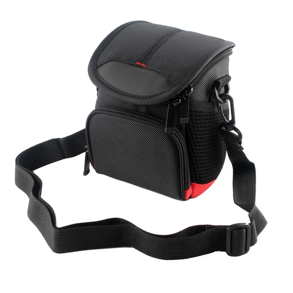 Shoulder Waist Camera Case Bag For SONY Alpha A6000 NEX-3N a5000 a5100