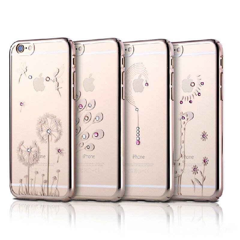 carcasa iphone 6s transparente