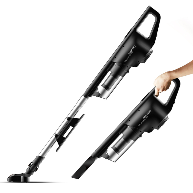 Deerma 2 in 1 handheld Vacuum Cleaner Mute Putter Mites controller car vacuum cleaner karcher aspiradora aspirador robot