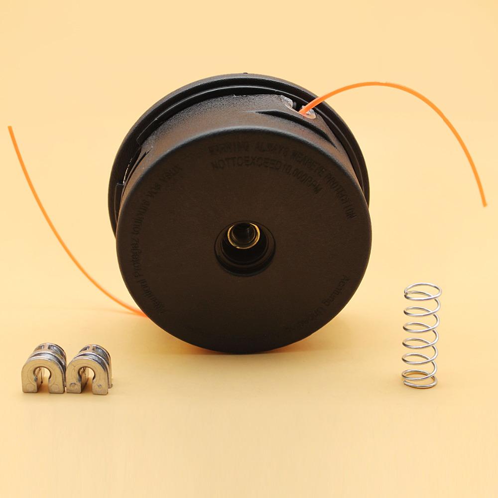 12*Trimmer Head Eyelet Line Retainers Sleeve For Stihl FS90,FS100,FS55,FS80 FS85