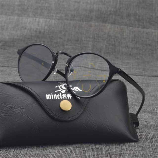 9766bb024e placeholder MINCL/gafas de sol multifocales progresistas de transición gafas  de lectura fotocrómicas para hombre puntos