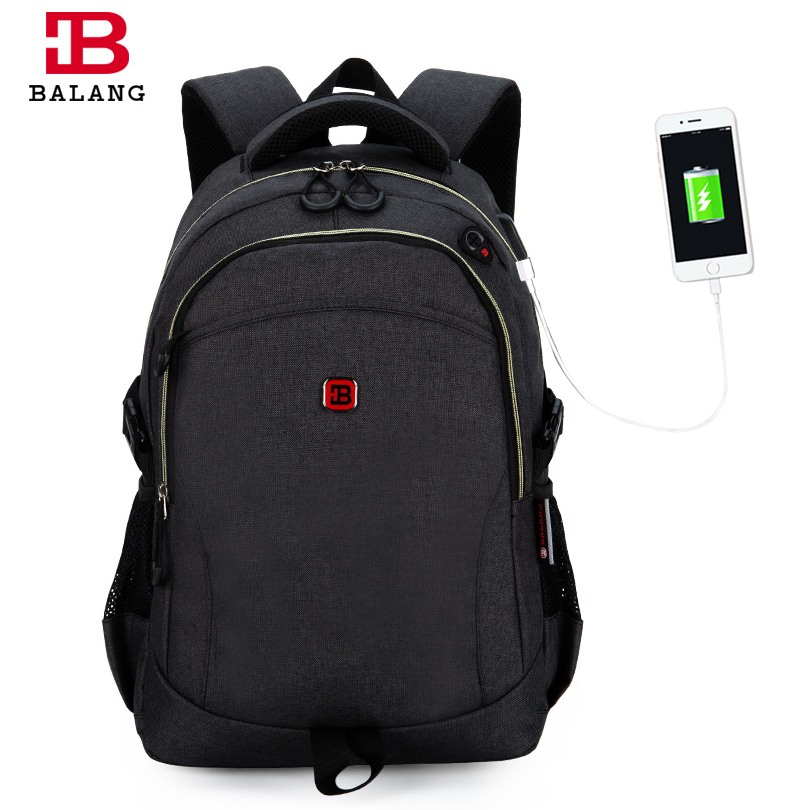 BaLang Brand Laptop Backpack 15.6