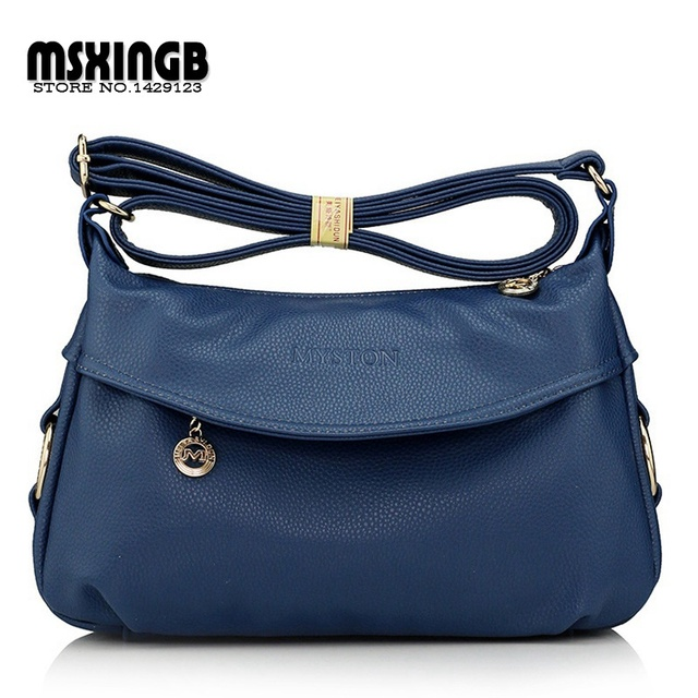 Fashion Ladies Leather Handbags Tote Shoulder Bags For Women Messenger Bags, women bag Shoulder Crossbody Bags free shipping
