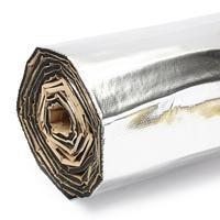 400X100cm 43sqft 157 X39 Sound Deadener Car Heat Shield Insulation Deadening Material Mat Hood Trunk Roof