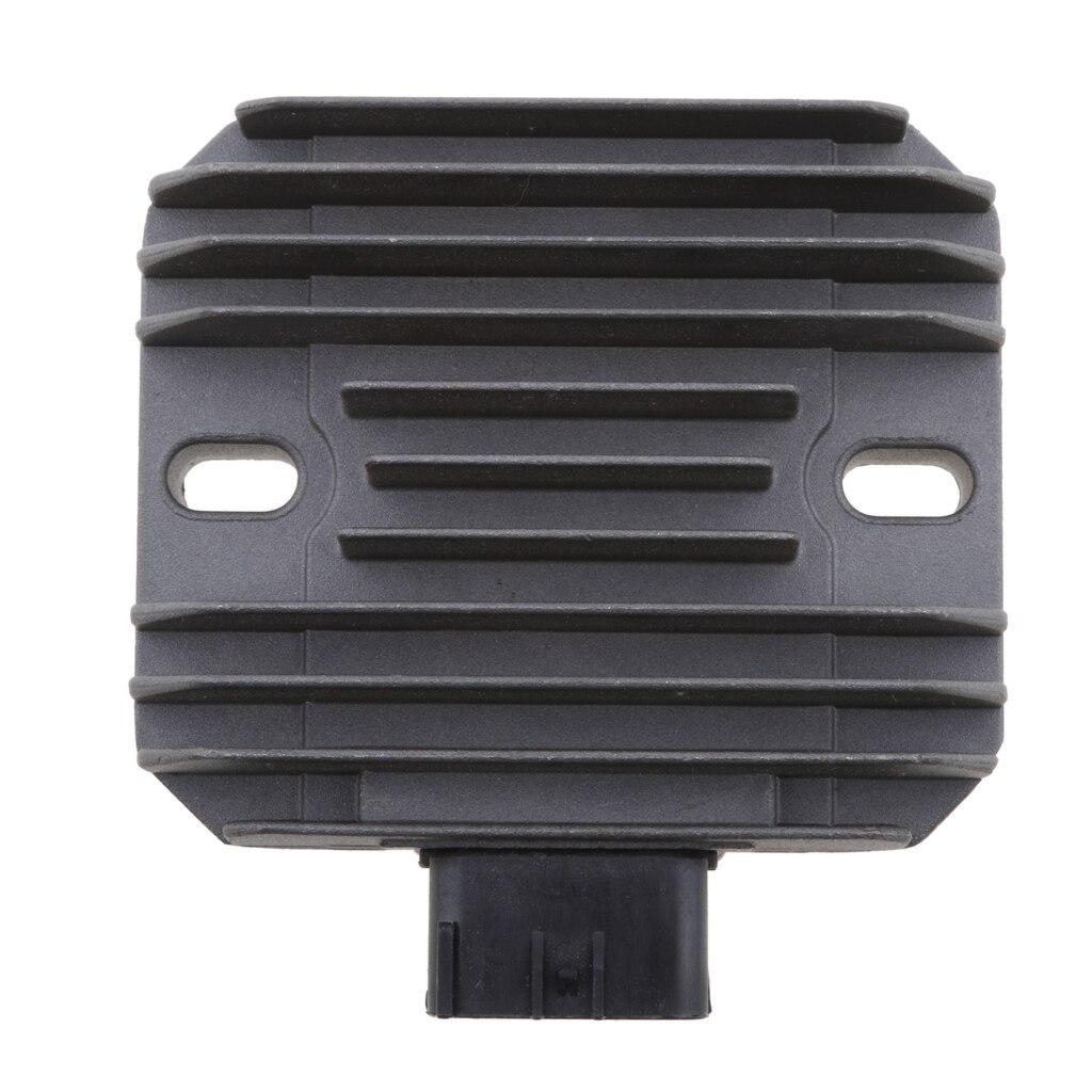 Image 2 - 1 Pcs Voltage Regulator Rectifier Replacement For Kawasaki EX250/EX300/ ER400/ER4N/ER4F Etc 3.74* 3.07*0.98 Inch-in Motorbike Ingition from Automobiles & Motorcycles