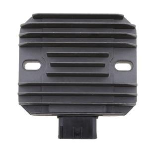 Image 2 - 1 Pcs Voltage Regulator Rectifier Replacement For Kawasaki EX250/EX300/ ER400/ER4N/ER4F Etc 3.74* 3.07*0.98 Inch