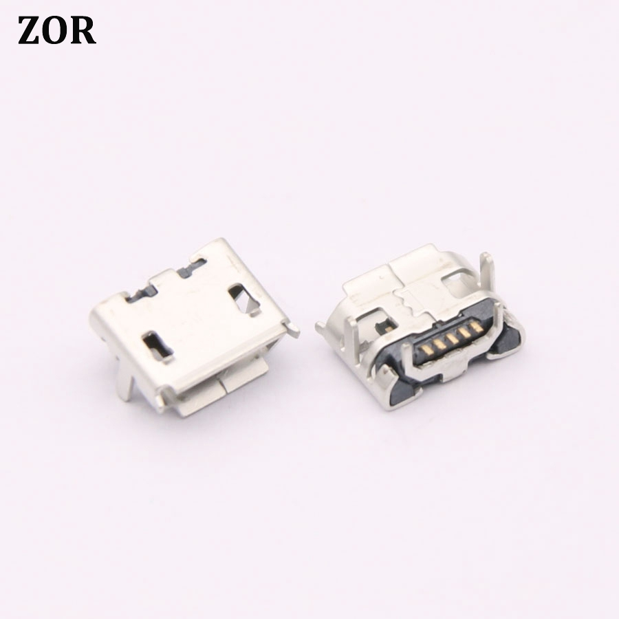 500pcs For <font><b>JBL</b></font> Flip <font><b>2</b></font> Bluetooth <font><b>Speaker</b></font> Mini Micro USB connector jack <font><b>Charging</b></font> Port Charger socket plug dock female 5pin repair image