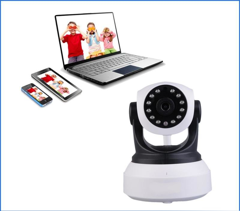 VStarcam C7824WIP HD 720P Wireless IP Camera Wifi Onvif Video Surveillance Security CCTV Network Wi Fi Camera Infrared IR vstarcam c7824wip free shipping onvif 2 0 720p ip camera wireless wifi cctv ip camera with eye4 app indoor pan