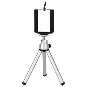 Image 1 - Trípodes para teléfono móvil, soporte para cámara, monopié, clip de extensión de aluminio, trípode para teléfono móvil