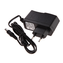 EU Plug Adapter Charger  AC 100-240V Power Supply Converter Suitable for DC 5.5mm x 2.5MM 5V 2A 2000mA chargers