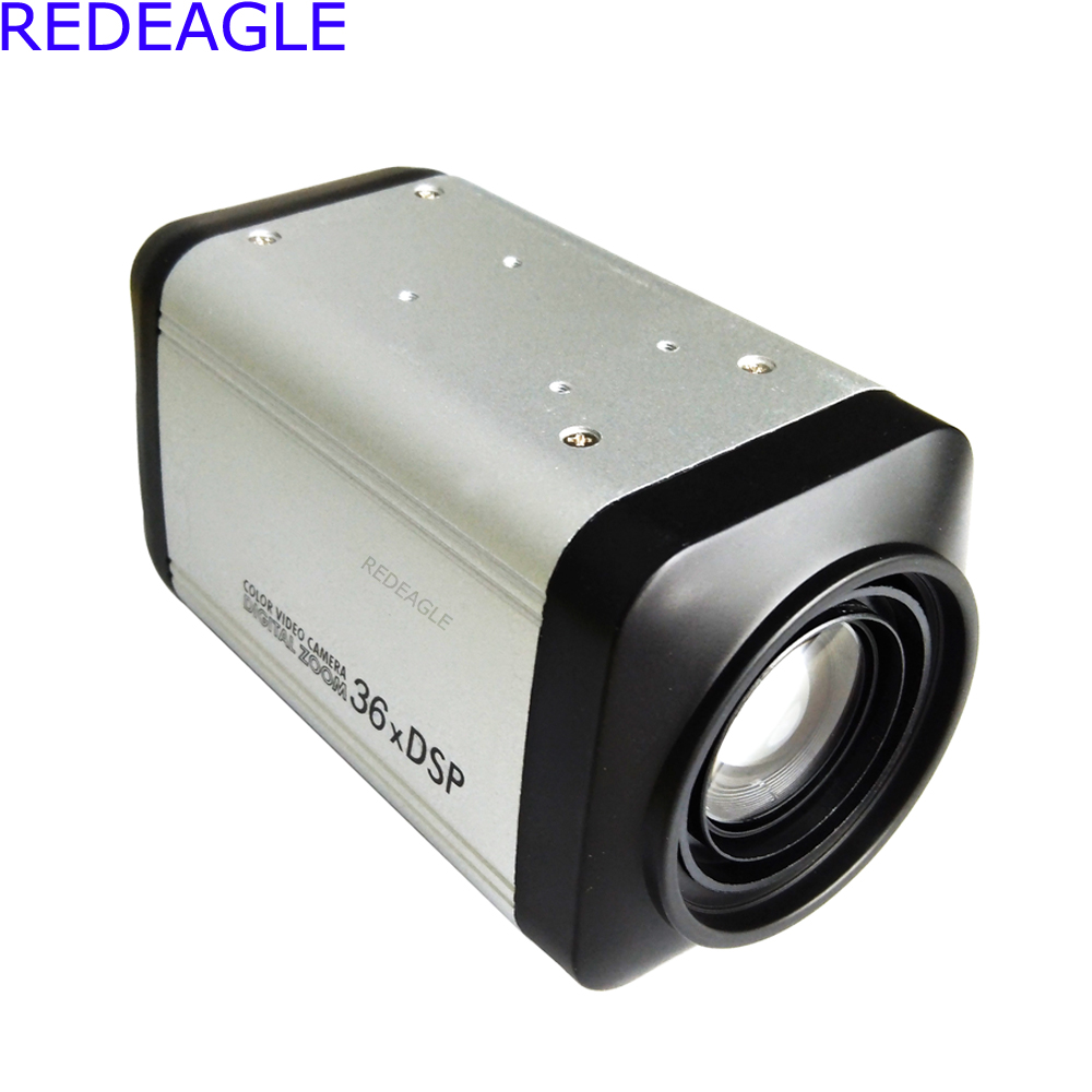 REDEAGLE 1.3MP 960P HD AHD Camera Color Vari Focal Box Security Cameras DSP 36X Optical ZoomREDEAGLE 1.3MP 960P HD AHD Camera Color Vari Focal Box Security Cameras DSP 36X Optical Zoom