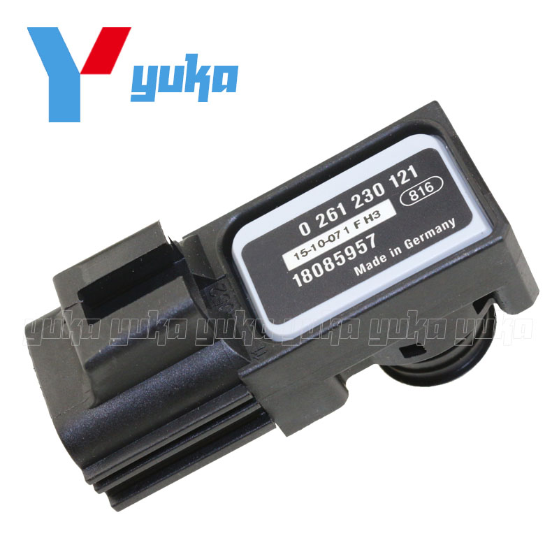 Power Steering Brake Booster Pressure Sensor For Chevrolet Trailblazer GMC Envoy Isuzu Ascender Saab 9-7x Buick Rainier 4.2L 6.0
