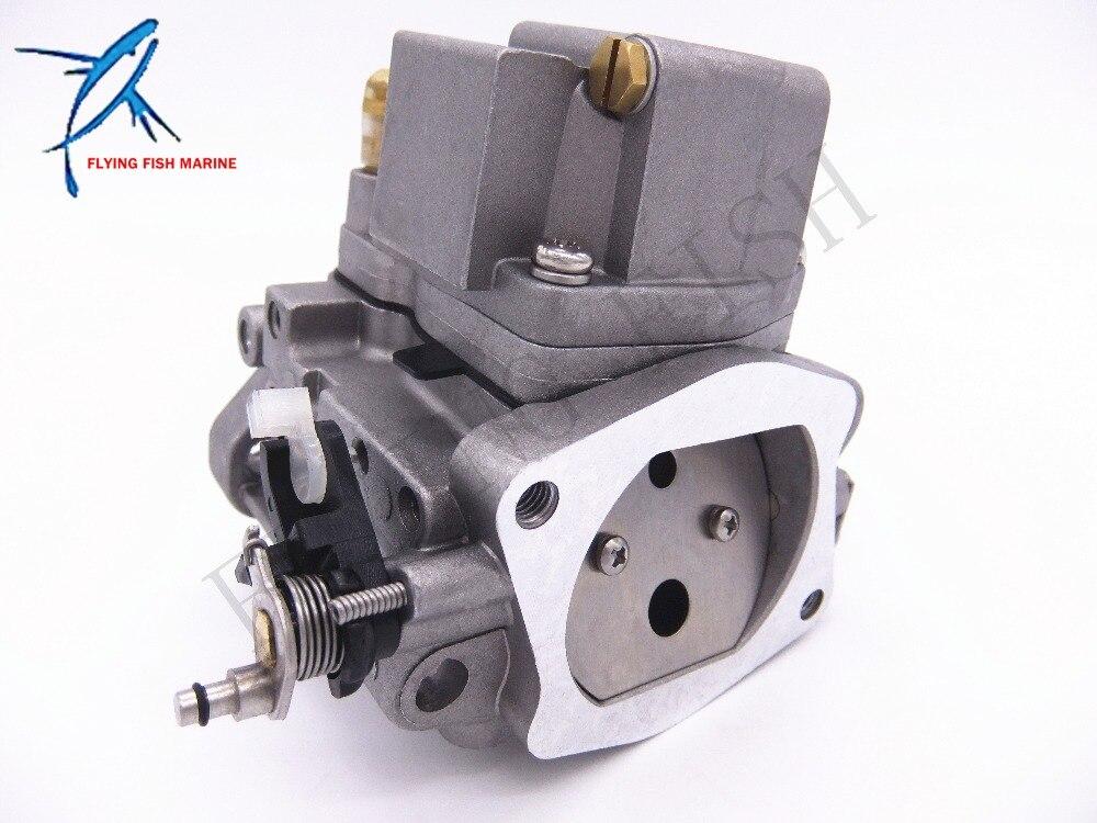 Carburetor Assy 66T-14301-02 00 03 for Yamaha Enduro E40X 40HP 2-stroke Outboard Motors Engine 66T-14301 2 2 4 2018 02 18t17 00