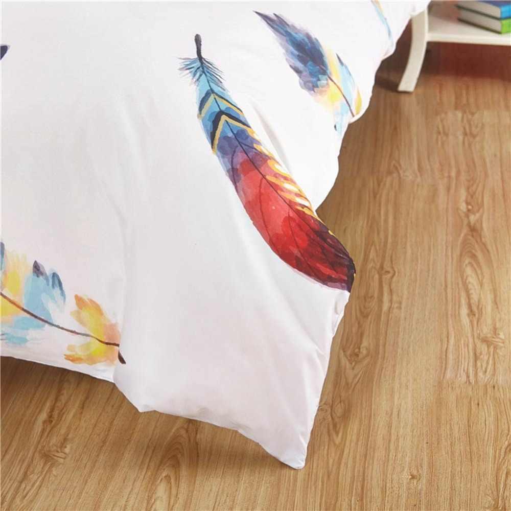 Svetanya Amazon Горячая наволочка с изображением панды + пододеяльник набор (без простыни) постельное белье один полный королева король двойной размер