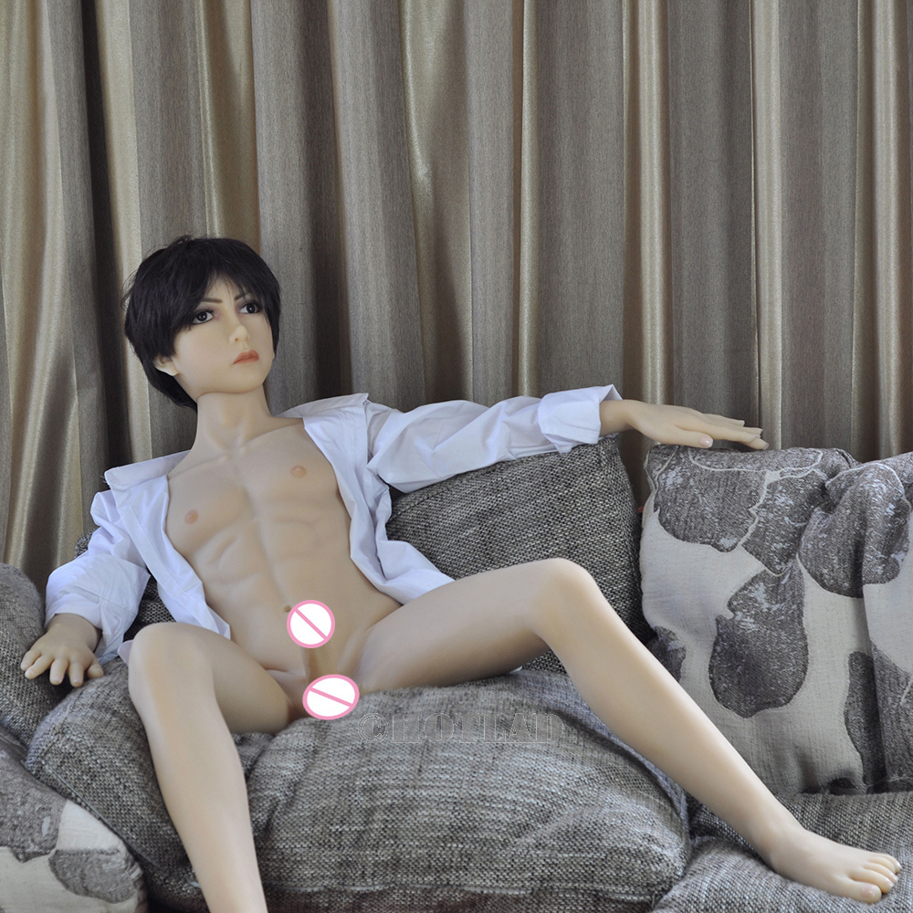 naked-woman-with-male-doll-hottest-guy-on-earth-naked