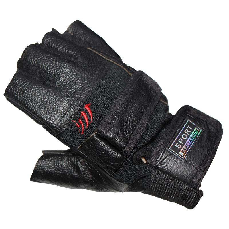 Buy New Outdoor Motorcycle Gloves Half Finger Motorbike Motocross Protective Guantes Gym Military Racing Glove For Men Free Shipping for only 9.8 USD