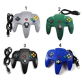 High Quality Classic Retro Joypad Joystick Gamepad For N64 Bit USB Wired Controller for N64 PC