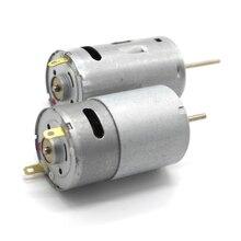 K215Y DC3-12V 390 DIY Мини двигатель постоянного тока 4500-22000 об/мин высокоскоростной большой торсионный Двигатель Диаметр 27,5 мм Высокое качество