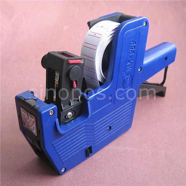 China mx-h813 price label gun manual labeler machine (mx-h813-3.