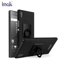 IMAK Cowboy Case For Sony Xperia XA1 5 0 Inch Hard Phone Cover Cases Ring Grip