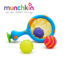 Игрушка для ванны Munchkin 2 в 1 кольцо с мячиками брызгалками