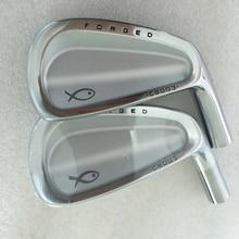 Vroča prodaja Novi Golf oprijema gumijaste Golf ročaje v barvi 5 barv v izbiri 5pcs / lot stiskalnih palic za ročaje Brezplačna dostava